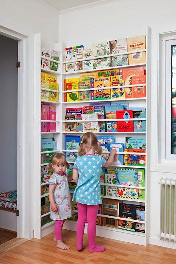 Best 8 Bookcases for Kids